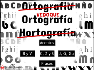 ortografia-vedoque