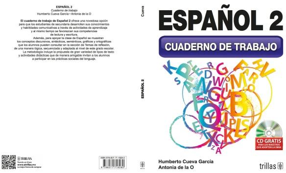 Español 2 Cuaderno de trabajo Portada