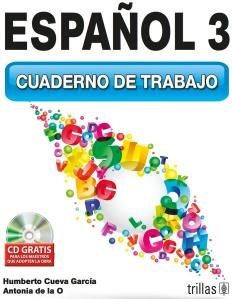 Portada: Español 3 Cuaderno de trabajo