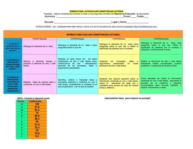 rubrica-para-evaluar-competencias-lectoras
